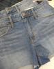 25pc Womens JEAN SHORTS #15500E (v-1-4/3/2)