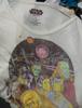 6pc GRAB BAG Juniors POP CULTURE Tops #15506F (E-2-1)