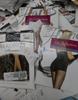 25pc Designer Nylons x PANTYHOSE #15593k (e-1-2)
