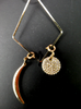 """21pc INC """"Add A Charm"""" Necklaces + Charms! #16093i (q-3-3)"""