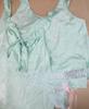 29pc VS & PINK Cami / Panty SEAFOAM GREEN #16545J (L-1-4)