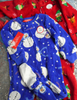 20pc BABY Onesie Sleepers FAMILY PJs #16638P (d-1-2)