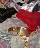 47pc VS Bling FOIL Shimmer PANTIES M L #16877P (p-3-3)