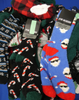 26+pc MENS $2.99 Cozy Sock SETS + Slippers #17012w (q-1-4)