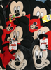 9 SETS = 18pc KIDS DISNEY Mickey Mouse Hat Sets #17138e (q-5-2)
