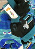 21 SETS = 42pc KIDS Trolls HAT w/ Gloves #17140e (L-2-4)