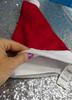 7pc GRAB BAG Designer KIDS Furry Santa Hats #17146F (v-2-2)