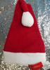 10pc GRAB BAG Designer ADULT Furry Santa Hats #17147F (m-4-5)