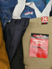 21pc MENS WORK Wolverine CRAFTSMAN Dickies #17197i (h-5-6)