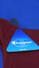 4 Pairs Grab Bag CHAMPION Sports Socks MAROON #17962u (P-4-4)