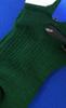 24 Pairs CHAMPION Sports Socks GREEN #17972w (E-5-3)