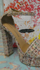 17 Pairs of Designer Sandals HEELS Boots Slippers #18454F (C-1-2)