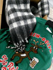 10pc Big Store Mens Holiday Sweaters & Scarves DUPLICATES #20618B (P-4-4)