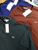 21pc MENS Assorted Tops Lacoste LEVIS Guess ADIDAS #22024H (b-9-3)