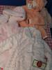 7+pc Girls Faux Fur Coats & Pullovers #22033J (N-4-6)