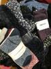 13+SETS = 40prs Socks / Slipper Socks JANE BLEECKER Lucky Brand HOCHMAN DKNY #22243w (B-9-3)
