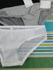 36pc Lace Back Bikini Brief Panties S M L #22274x (F-5-4)