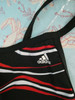 30pc ADIDAS ELEVATE VORTEX One-Piece Bathing Suits BLACK/ RED #22426E (Z-1-4)