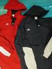 10pc ADIDAS Parka Coats RED & NAVY #22427E (Z-1/2)