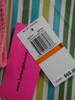 32pc BETSEY JOHNSON Pink High Waist Bikini Bottoms #22440F (Y-2-2)
