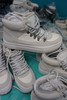 11prs *ONLY AQUA BRAND* High Top Tennis Shoes SNEAKERS #22487H (V-1-5)