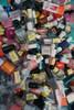 40pc Grab Bag Designer NAIL POLISH - NO DUPLICATES! #22505K (y-1-4)