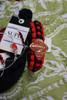 16+pc Atlanta Georgia Falcons Red Black Team Colors FOOTBALL Acc #22641T (g-1-2)