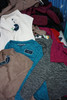 80pc Karen Scott Sport Fleece Jackets Pullovers  & Sweats #22928F (W-1/2-6)