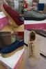 16prs Womens GRAB BAG Suede Sneakers ~ 4 Colors #22947G (D-2-4/5)