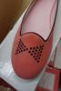 18prs Womens TOAST! Pink Suede Slides w/Gem Bows #22951G (z-2-2)