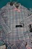18 Sets = 36pc BOYS Tommy Hilfiger Button-Ups Pink / Blue Plaid #23308E (w-6-3)