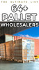 List of 64+ Wholesalers that Sell Pallets
