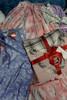 41+pc M*CYS Womens Designer PJs Robes SLEEP SHIRTS #24086c (L-5-6)