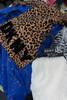 13pc Womens DKNY Scarves #24095c (U-2-4)