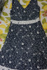 6pc CHARTER Dresses XS DUPLICATES #24152E (U-1-5)