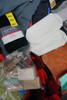 116+pc HALF PALLET - UGG Cashmere PURSES Bags CLOTHING Sets PJs MASKS #24295Q (D-3-2)