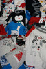 28pc Baby First Impressions Christmas Holiday Tees #24361w (X-3-4)