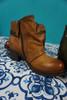 10prs MIZ MOOZ Ankle Boots with Buckle #24371x ( Y-9/10-5)