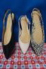 10prs Jack Rogers Slingback Slide Shoes #24375x (Y-10-3 )