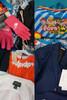 15+pc Kids PAW PATROL LUGGAGE Ralph CK North Face #24393Y (o-2-4)