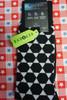 29prs AlfaTech Alfani Repreve Socks BLACK / WHITE #24429A ( K-2-4)