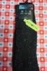17prs AlfaTech Alfani Repreve Socks BLACK SPECKLE #24432A ( I-4-4)