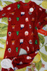 31pc Baby M*CYS Family PJs Sleepers 12 MONTH #24568K ( v-6-5)