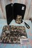 14 SETS = 28pc QVC Dennis Basso TWO PIECE Bag Set! Leopard #24583L  (Y-7-3)