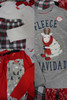 27pc SEPARATES Mens Womens & Kids Holiday PJs #24696u (K-3-4)