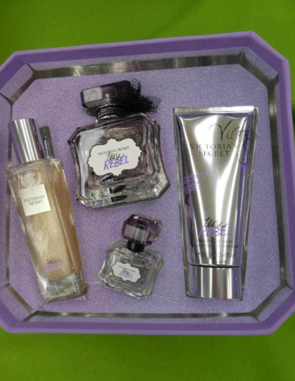 6 SETS! $636 Value! VS Tease REBEL Gift Sets #15563i (z11)