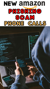 New AMAZON PHONE SCAM (Phishing!) Suspicious Activity Calls