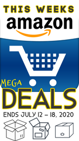 AMAZON MEGA DEALS (40%-75%+ OFF!) & Coupons! This week ONLY! Ends July 11-18th 2020