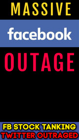 MASSIVE OUTAGE: Facebook, Instagram & WhatsApp All Go Down Across Most of the WORLD