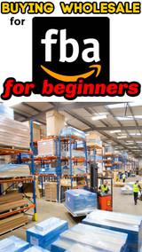Online Sellers: Buying Wholesale for Amazon FBA for Beginners